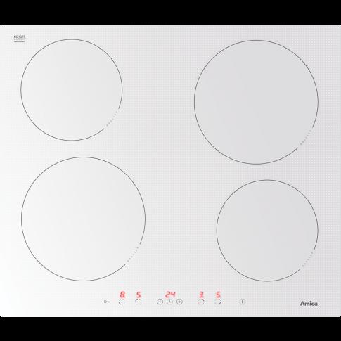 biała płyta indukcyjna