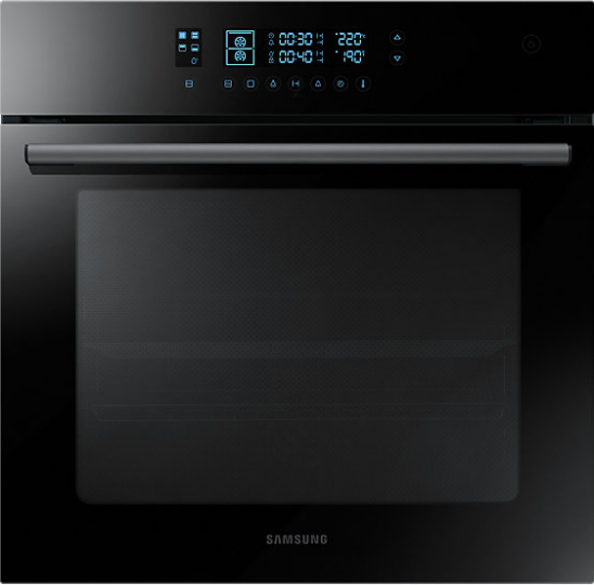 Piekarnik Samsung Nv70h5787cb Z Funkcją Dual Cook